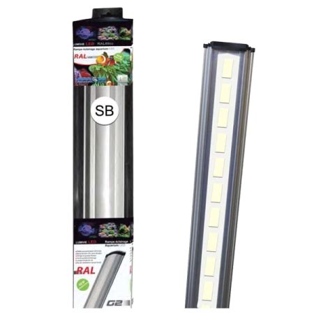 lumivie ral g2 20 watts res led blanches eau douce