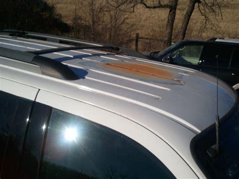 ford explorer paint peeling  complaints