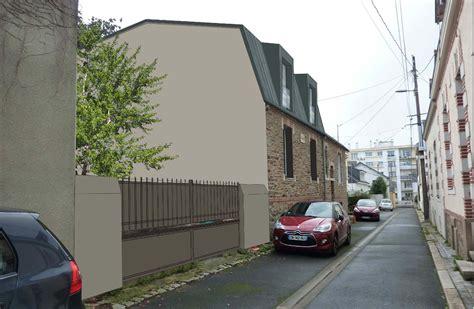 francois bureau architecte nantes surélévation rénovation d 39 une maison à nantes 44