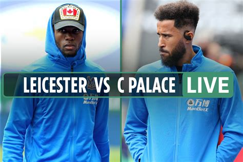 Leicester vs Crystal Palace LIVE: Stream FREE, TV channel ...