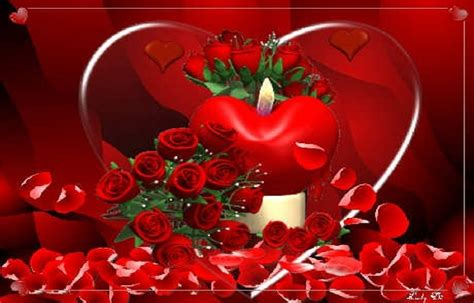 Love Roses And Hearts Wallpapers Knumathise Red Rose Love