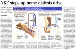 Peritoneal Dialysis Procedure Steps