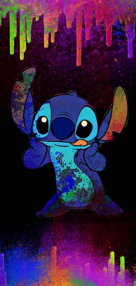 Stitch Themed Wallpaper! | Iphone Wallpaper Girly, Cartoon ...