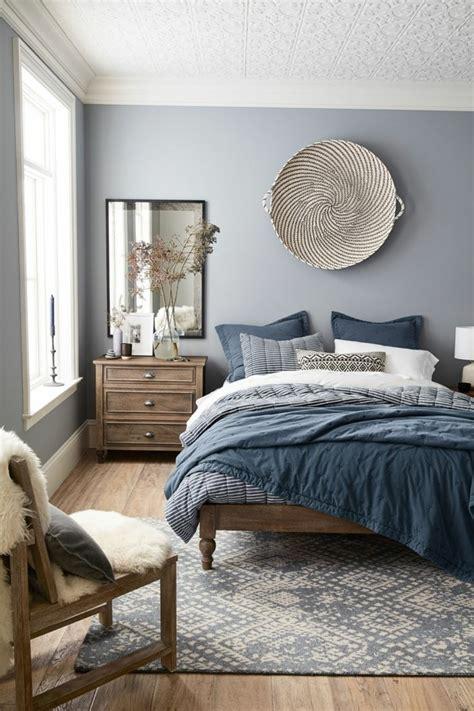 Schlafzimmer Blau by Trendige Farben Fabelhafte Schlafzimmergestaltung In Grau