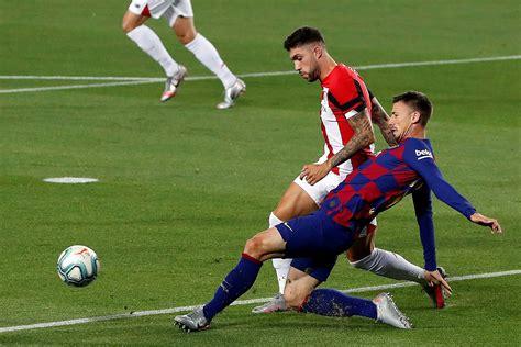 Horario y TV de l'Athletic-FC Barcelona de la Liga Santander