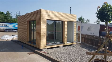 Aus Containern by B 252 Rocontainer B 252 Rocontainer Raummodule Produkte