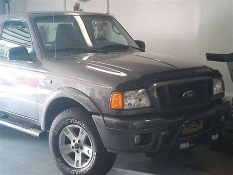 find   ford  ranger edge  mileage dark