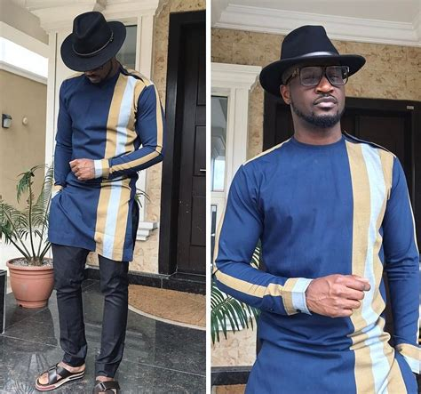 African Traditional Attire Men Latest African Fashion