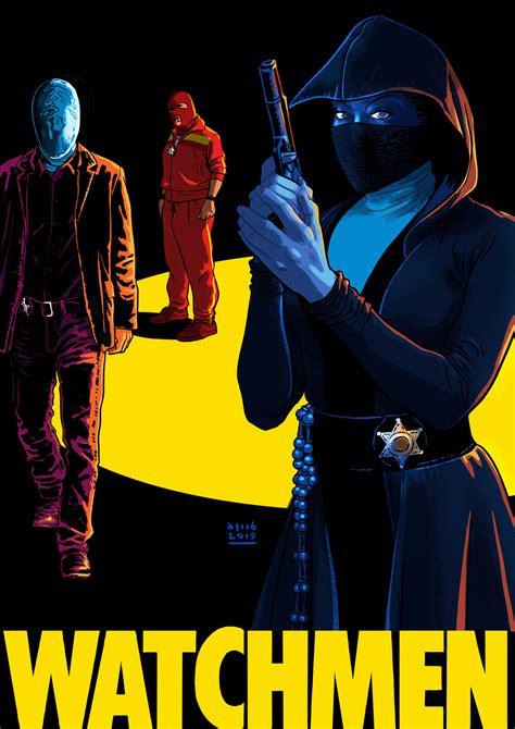 watchmen serie hbo podpop