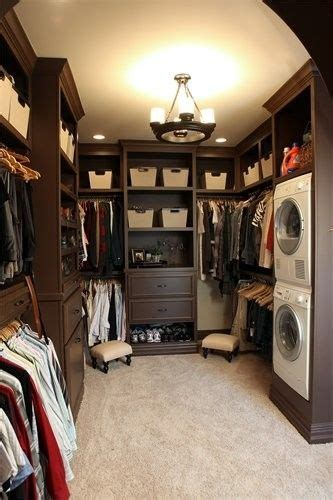 Master Closet With Washer And Dryer by Laundry Room Master Closet Ideas Of Late Is Putting