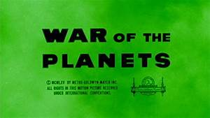 War of the Planets - Franco Nero