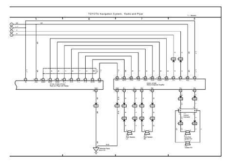 Toyotum Solara Jbl Wiring Diagram by Repair Guides Overall Electrical Wiring Diagram 2002