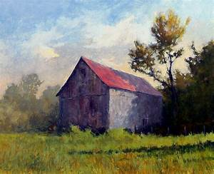 the barn project ralph parker artist With barn painting cost
