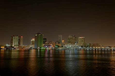 new orleans city night wallpaper new orleans night