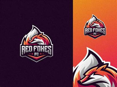 Fox Foxes Mascot Logos Sports Gaming Esports