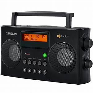 Amazon Com  Sangean Hdr Fm Am Portable Radio  Home Audio  U0026 Theater