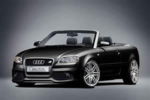 Audi A4 Cabriolet : rs4 look voor audi a4 cabriolet tuning styling rs 4 ~ Melissatoandfro.com Idées de Décoration