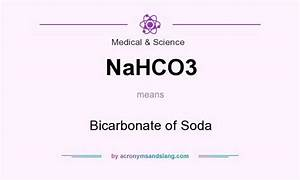 Nahco3