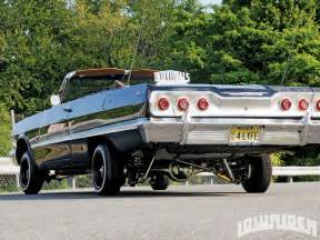 1963 Chevrolet Impala SS Convertible Lowrider