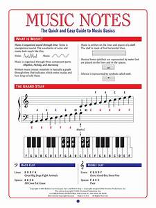 Music Notes The Quick Easy Guide To Music Basics