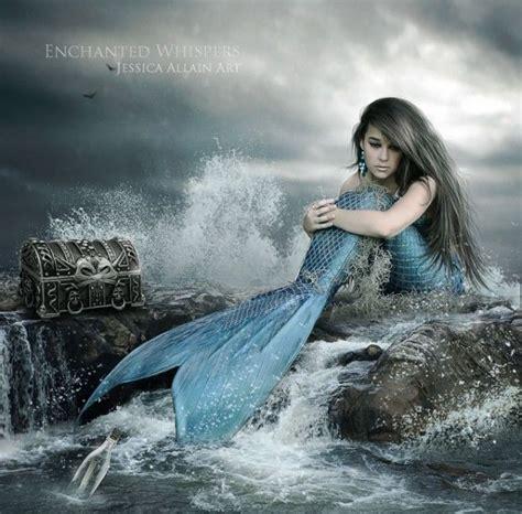 45 Best Magical Mermaids Images On Pinterest Mermaids