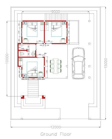 Cool House Concept Two Storey with 5 Bedrooms Cool House