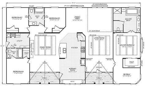 Wide Manufactured Home Floor Plans Oregon by Sprague 40 X 70 2800 Sqft Mobile Home Factory Expo Home