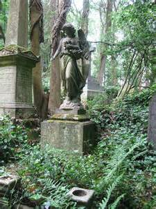 Cemetery Angel Statue Art