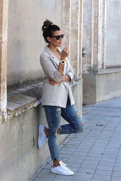 le style casual chic  tenues confortables pour femmes