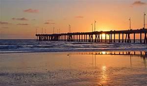 Venice Pier Beach, Los Angeles, CA California Beaches
