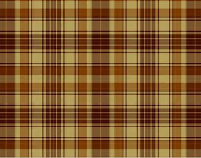 Plaid Brown Pattern Tartan Checked Fabric Autumn