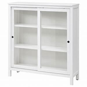 Vitrine Metall Glas : hemnes glass door cabinet white stain 120x130 cm ikea ~ Whattoseeinmadrid.com Haus und Dekorationen