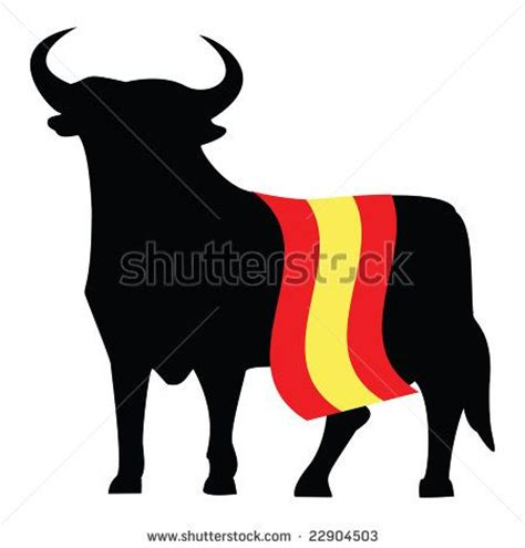 spanish bull logo spain cross stitch pinterest