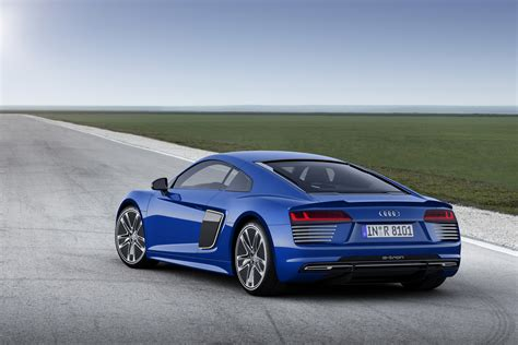 New Car Electrical Features by Audi Is Already Pondering A New Electric Supercar