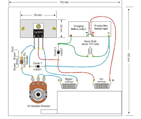 Making Free Energy Generator Circuit Unsolved Issue