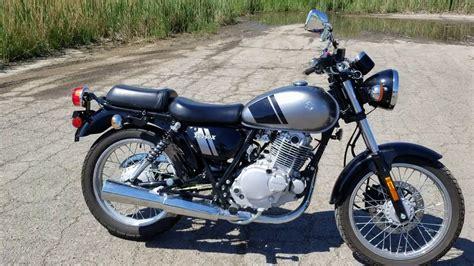 2017 suzuki tu250x motorcycle clean cafe cruiser
