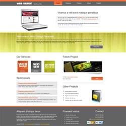 site design template 109 web design