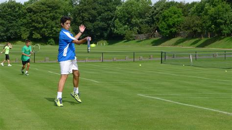 yorkshire tennis  english camps jonathan markson tennis