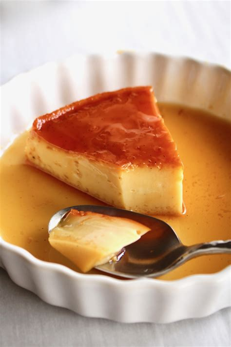 Leche Flan - Ai made it for you