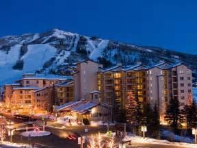 Steamboat Springs Mountain Resort Colorado
