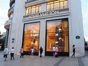 Louis Vuitton Store Paris France