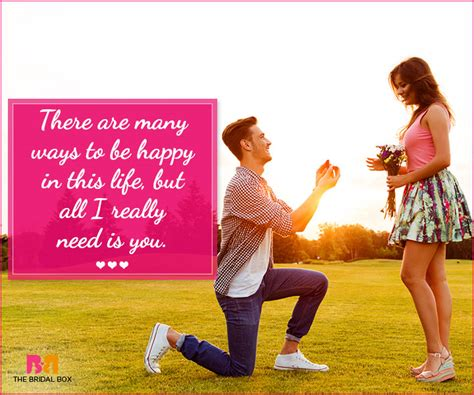 marriage proposal quotes  guarantee  resounding