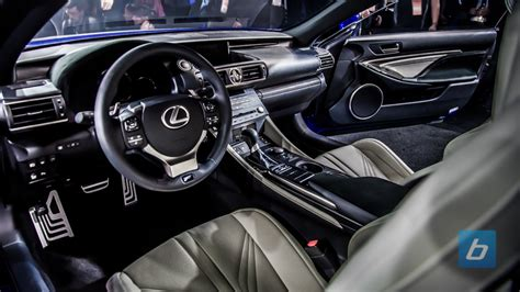 lexus rcf white interior lexus 2016 interior exterior release date price and specs