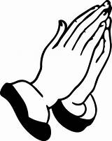 Praying Hands Prayer Clipart Hand Drawing Vector Clip Coloring Holy Silhouette Religius Library Hd Emoji Patterns Child Cowboy Pray Transparent sketch template