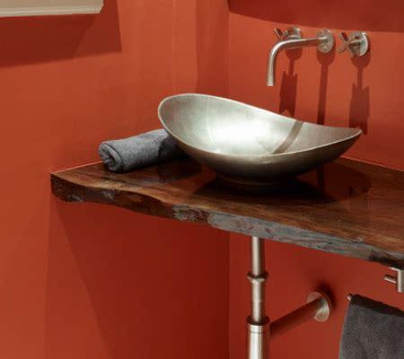 edge wood slabs add  piece  nature   home