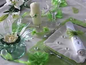 Deco Vert Anis : 9 mai 2015 blanc vert lierre mariage forum vie ~ Teatrodelosmanantiales.com Idées de Décoration