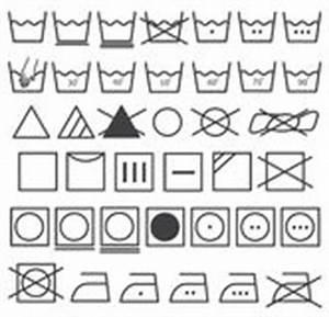 Symboles Lavage Vêtements : ensemble de symboles de lavage ic nes de blanchisserie ~ Melissatoandfro.com Idées de Décoration