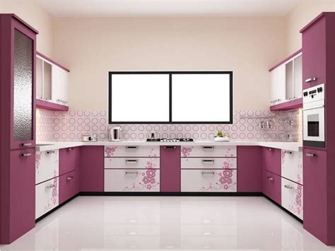 Simple Interior Design Ideas For Kitchen - red color idea for modern kitchen 4 home ideas