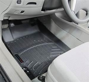 2007 toyota camry floor mats weathertech With 2009 toyota camry floor mats
