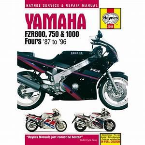 Manual Haynes For 1987 Yamaha Fzr 1000 Genesis  2rg